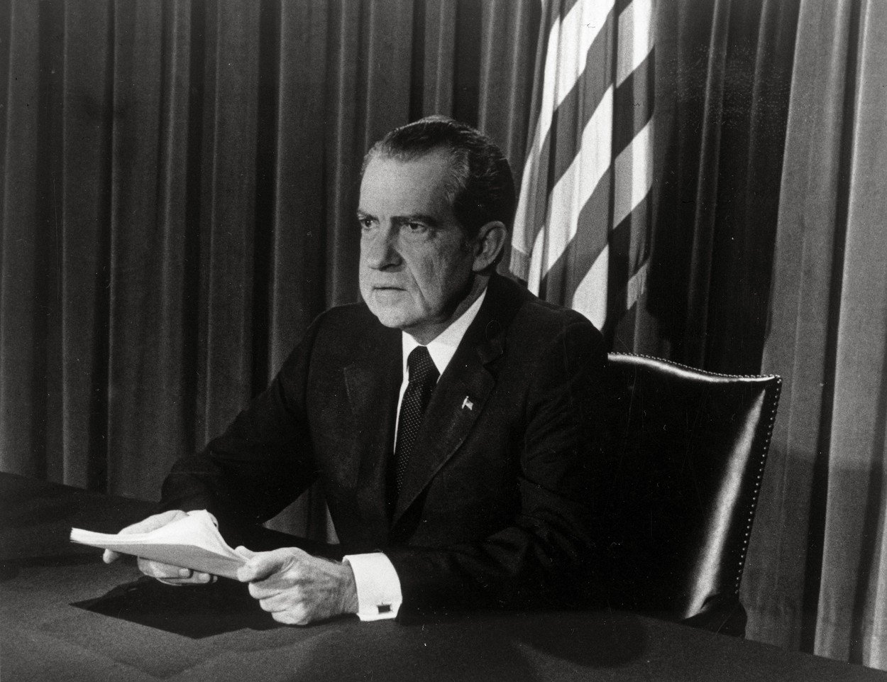 Edward Nixon a murit. Era fratele fostului presedinte american Richard Nixon
