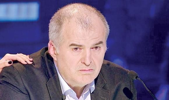 Florin Calinescu a fost diagnosticat cu cancer de piele