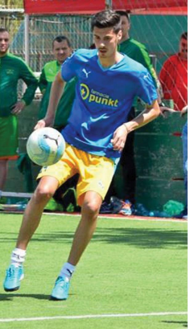Fotbalistul Mihai Vlad a murit la doar 26 de ani