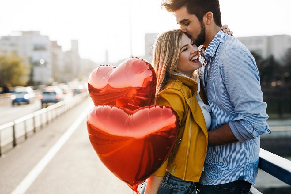 La multi ani de Valentine's Day - Ziua Indragostilor