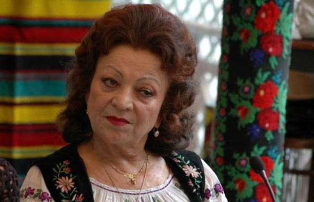 Maria Ciobanu nu mai are voce. Anuntul fatidic facut de cantareata