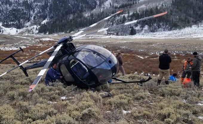 Ministrul Turismului a murit dupa ce un elicopter s-a prabusit în Nepal