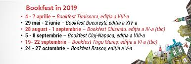 Bookfest 2019. Cand are loc a XIV-a ediție a salonului de carte