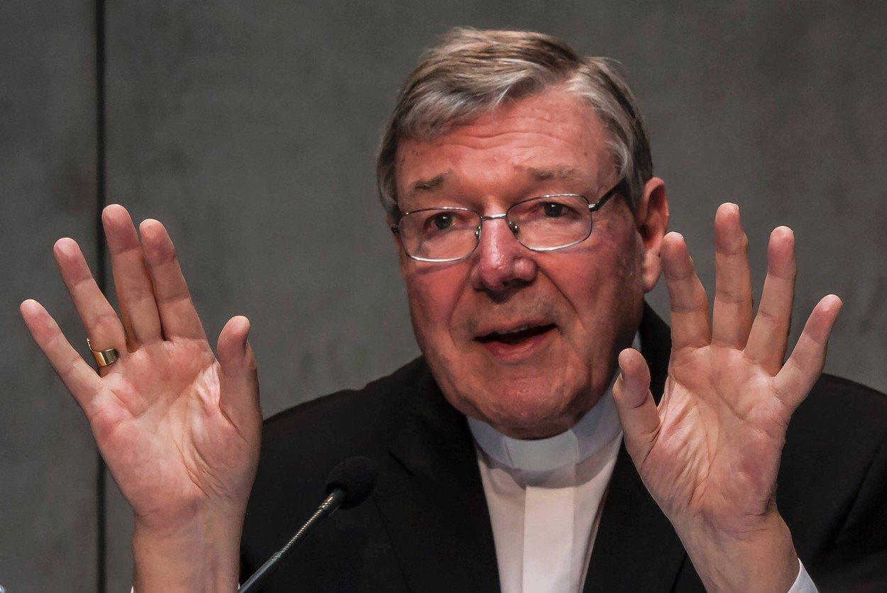 Cardinalul George Pell a primit sase ani de inchisoare