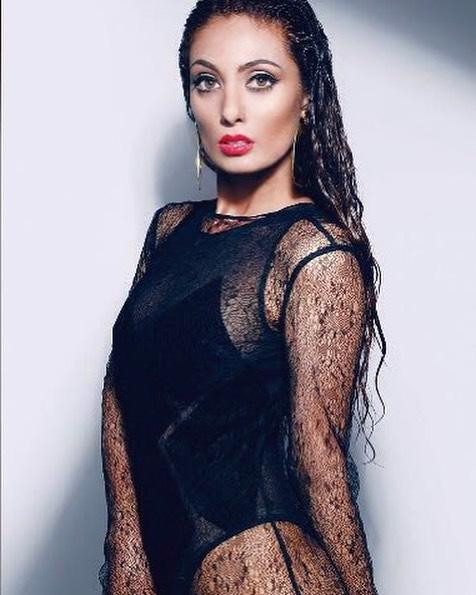 Claudia Pavel, poze sexy dupa eliminarea de la Ferma 2019