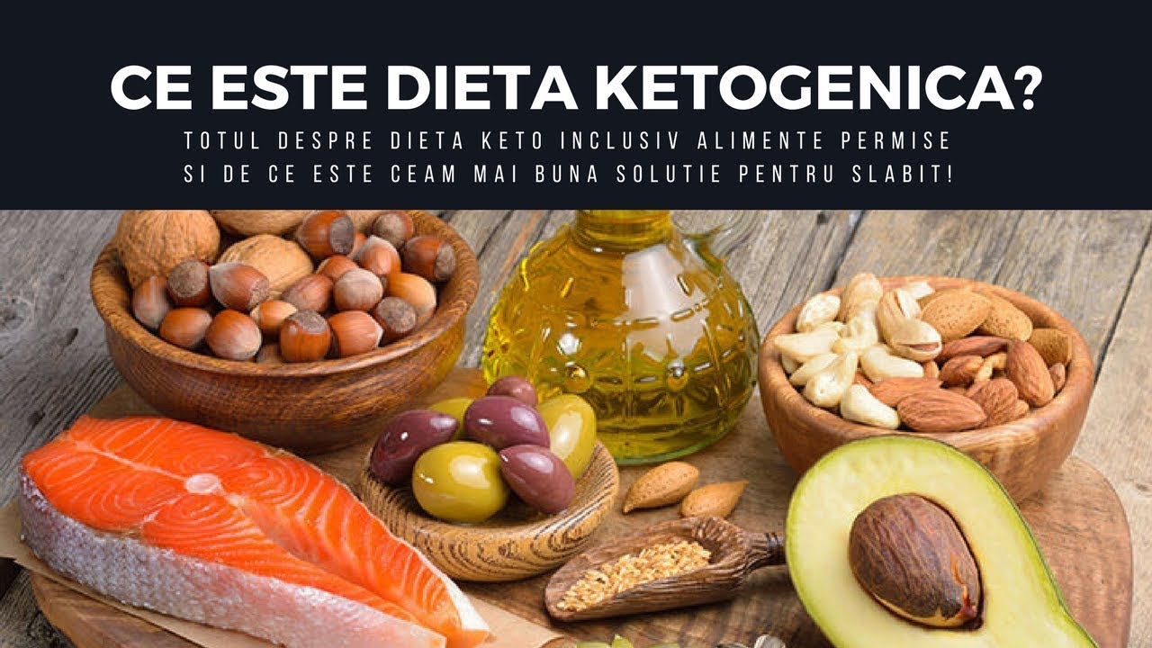 dieta de slabire ketogenica)