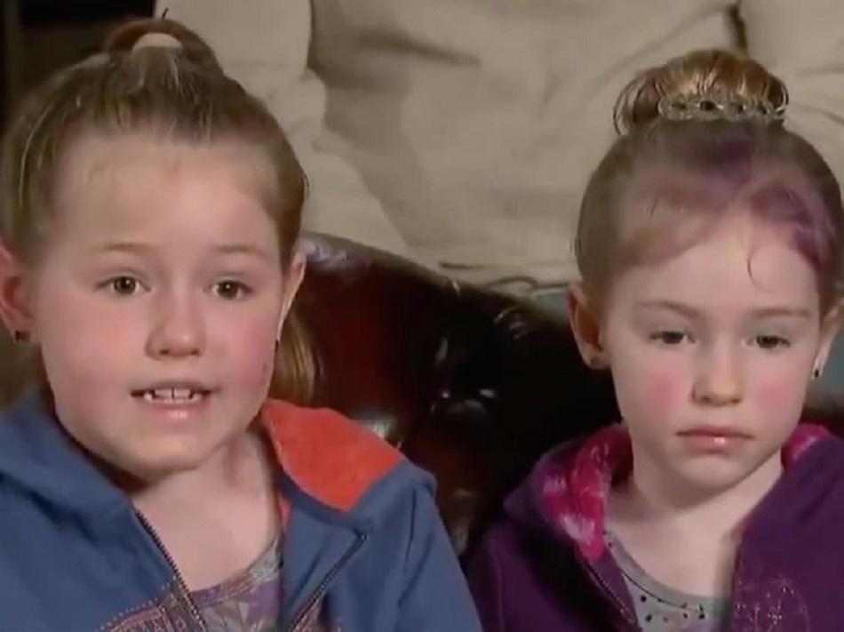 Doua surori au supravietuit in salbaticie, dupa ce s-au ratacit cateva zile intr-o padure