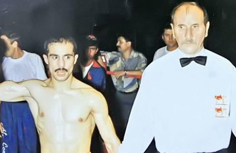 Fostul campion mondial la box, retinut pentru trafic de droguri