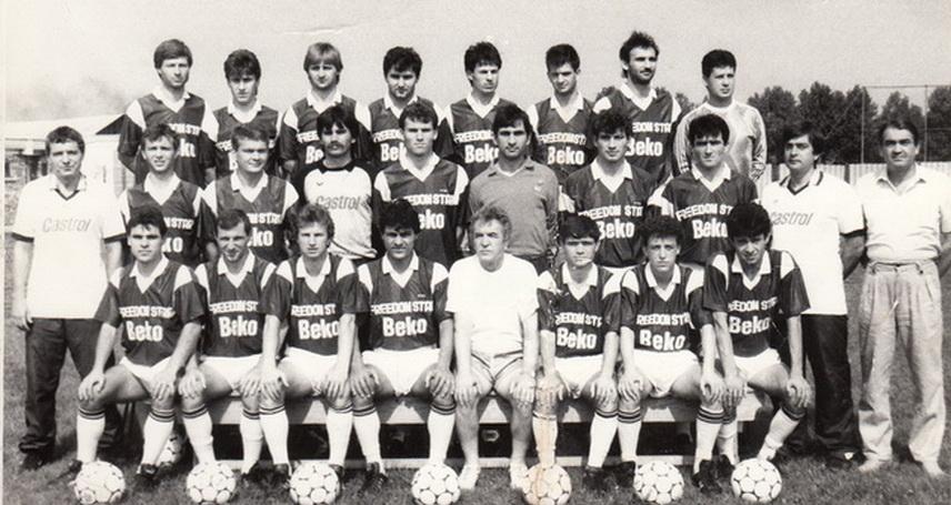 Fotbalistul Ioan Anton a murit