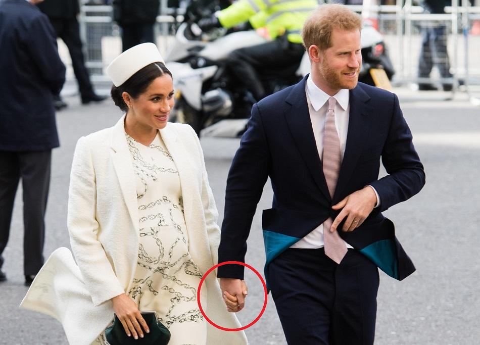 Meghan Markle e posesiva cu Printul Harry!
