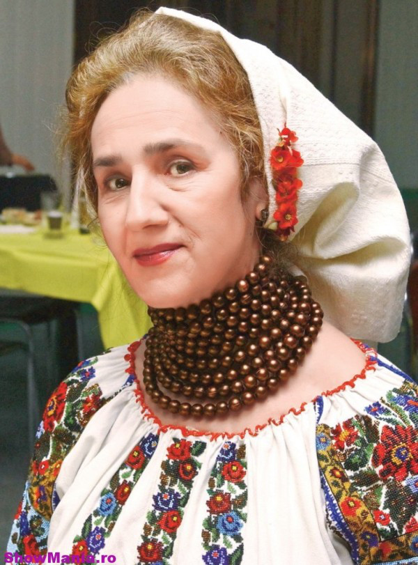Sofia Vicoveanca a trecut printr-o adevarata drama