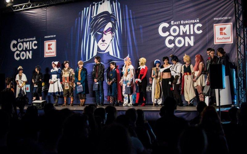 Transylvania Comic Con 2019. Cand are loc prima editie de la Cluj-Napoca