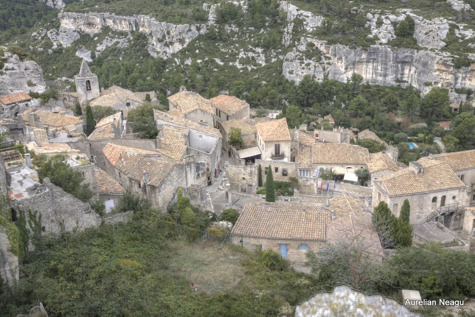 Vacanta in Franta 2019 Satul Baux-de-Provence