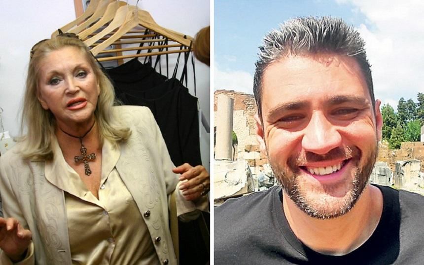 Zina Dumitrescu, incinerata de fiul ei impotriva dorintei sale