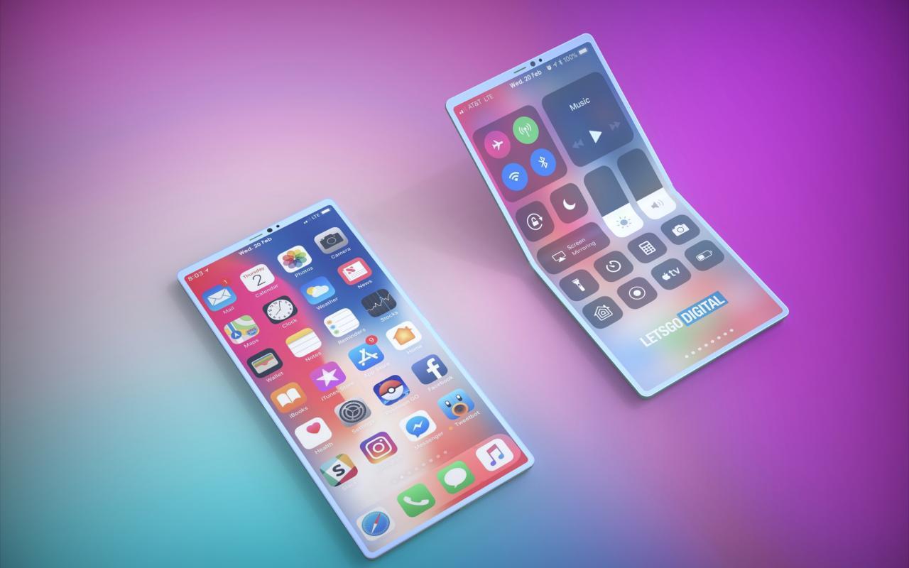 iPhone-ul pliabil va fi disponibil. Ce spun cei de la Apple despre data lansarii. Samsung le-a dat clasa!