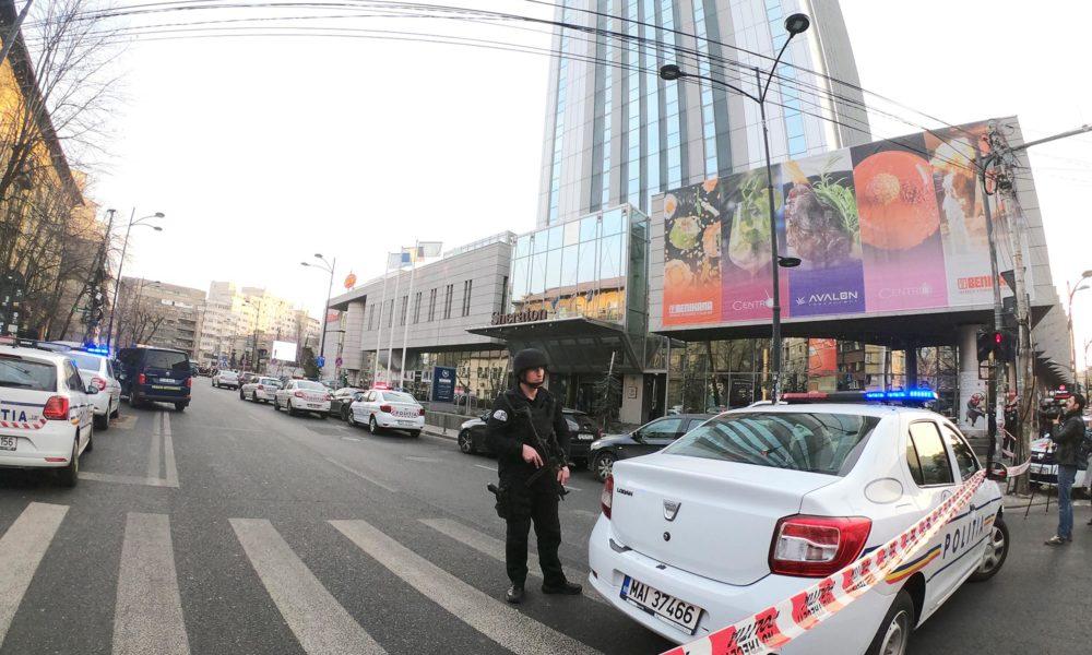 Amenintari cu 'rachete' in Bucuresti. DIICOT a retinut deja un suspect