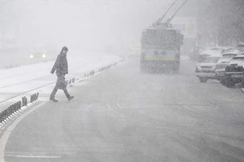 Anunt dat de meteorologi iarna se intoarce