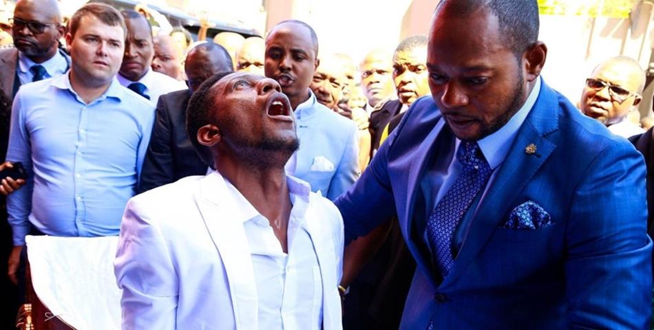 Barbatul care si-a inscenat 'invierea' a murit pe bune