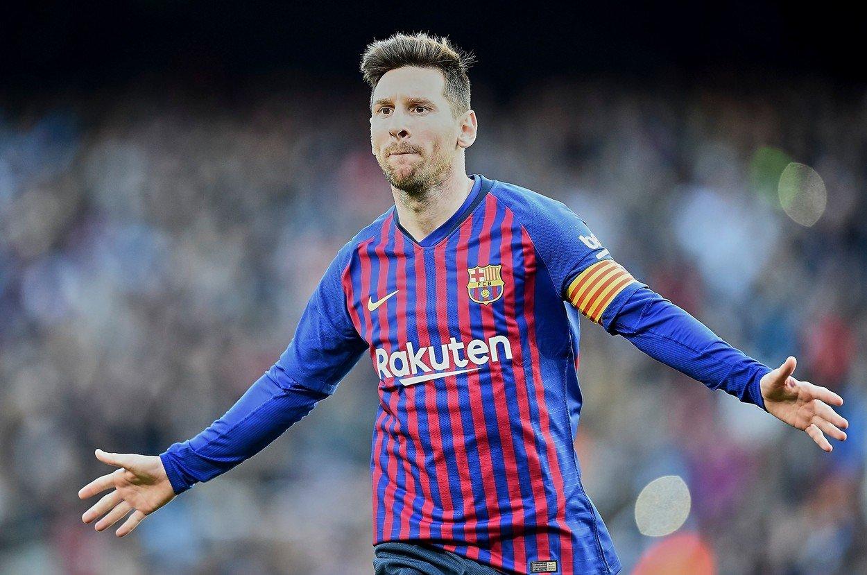 Cel mai bine platit fotbalist din lume e Lionel Messi. Cat incaseaza