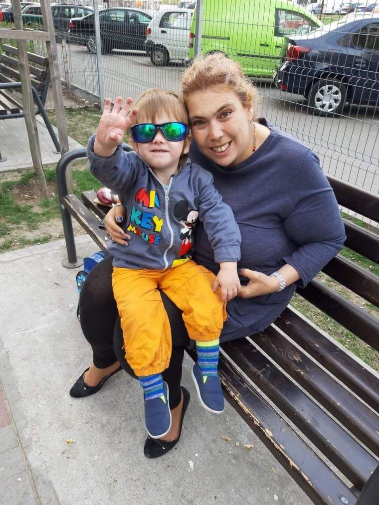 Cum arata fiul Ioanei Tufaru. Micutul Luca e bucatica rupta din tatal lui