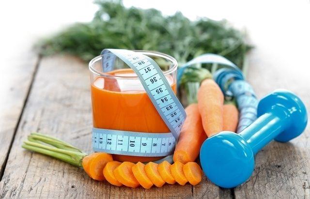 Dieta cu morcovi. Scapa de 10 kg in doar 7 zile cu acest meniu!
