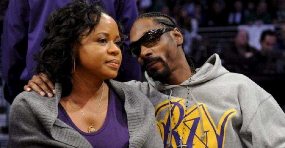 Faceti cunostinta cu sotia lui Snoop Dogg
