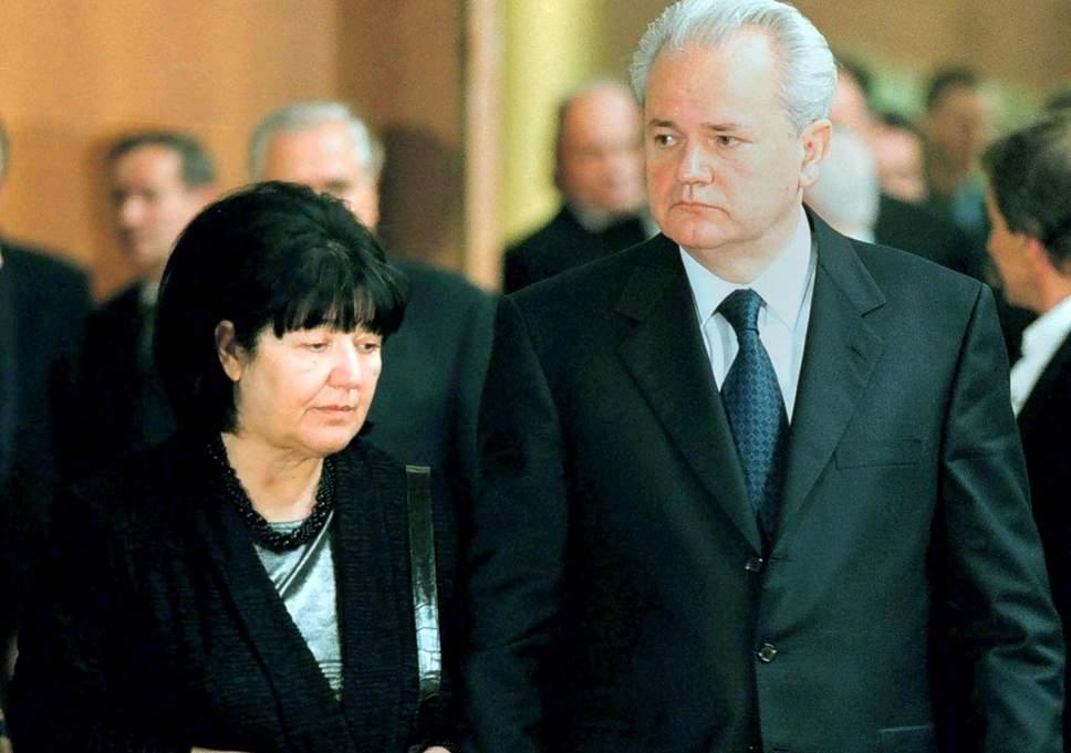 Mirjana Markovici a murit. Era vaduva fostului presedinte al Serbiei, Slobodan Milosevic