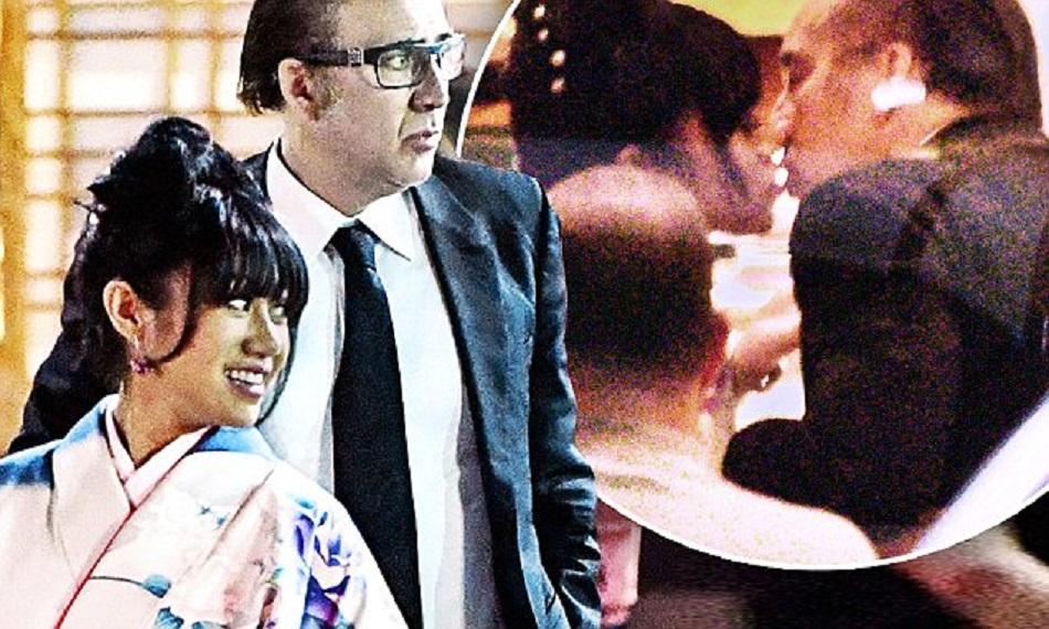 Nicholas Cage a divortat dupa doar 4 zile
