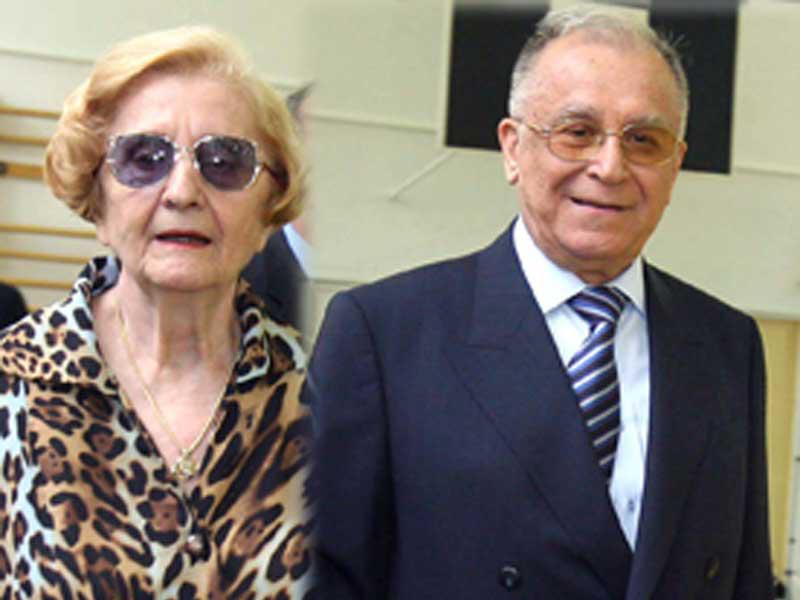 Pensii Ion Iliescu si Nina Iliescu. Cat primesc de la Stat, in fiecare luna