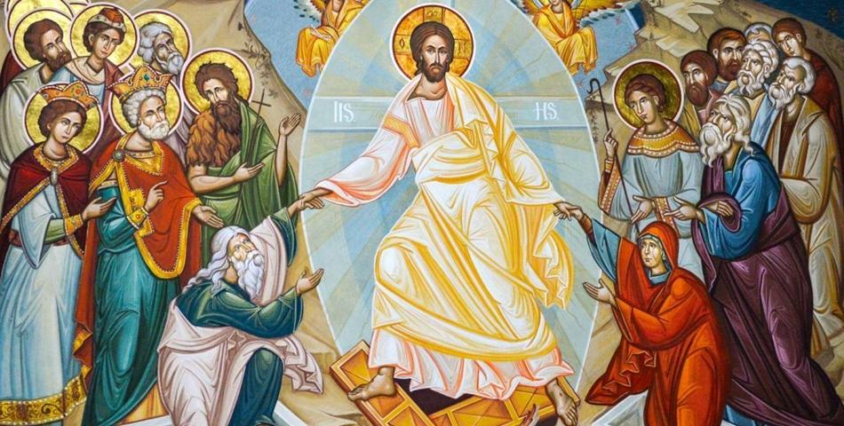 Povestea Invierii Domnului