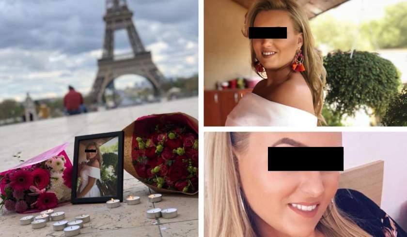 Romanca, moarta la Paris dupa ce a cazut in gol. Iubitul urma sa o ceara de sotie, la Turnul Eiffel