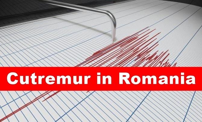 Romania s-a cutremurat