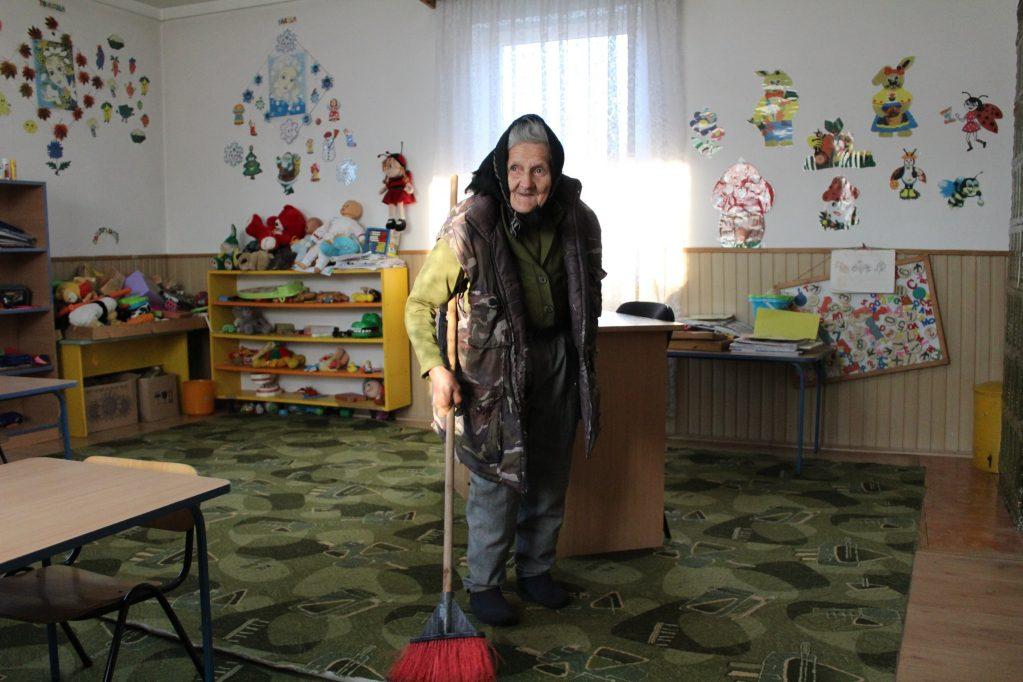Schimbare de situatie in cazul bunicii de 83 de ani
