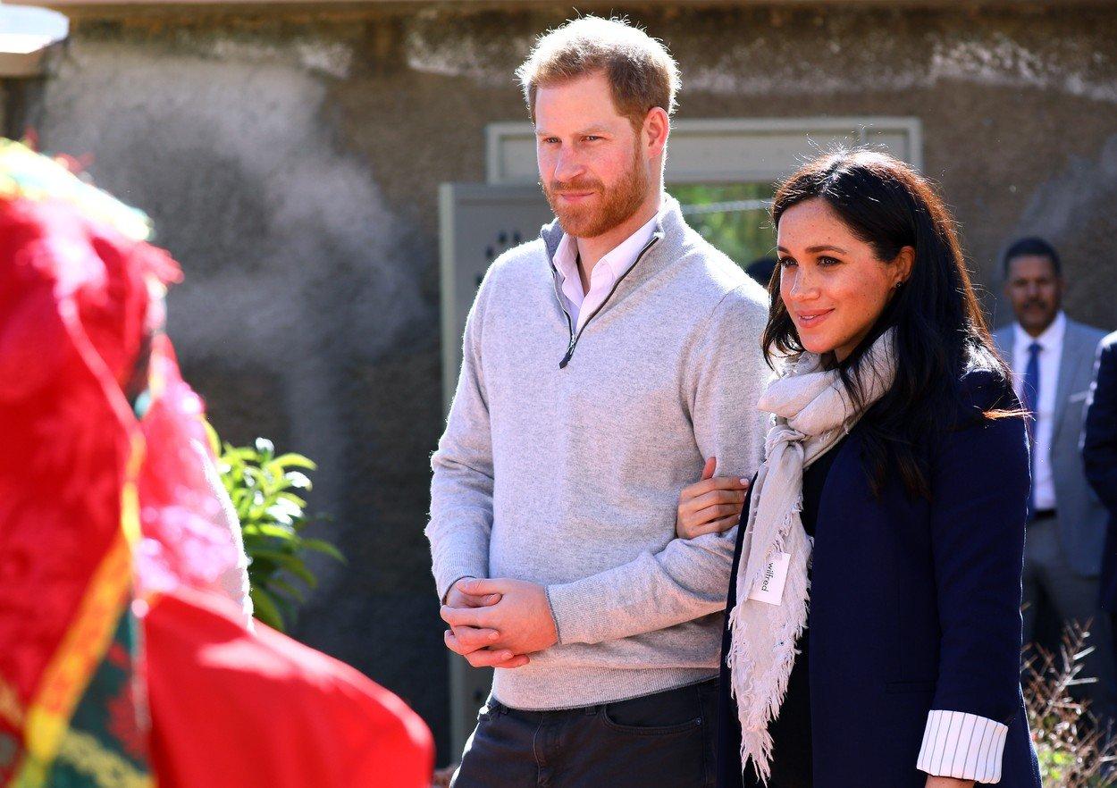 Tensiuni intre Meghan si Regina Elisabeta a II-a