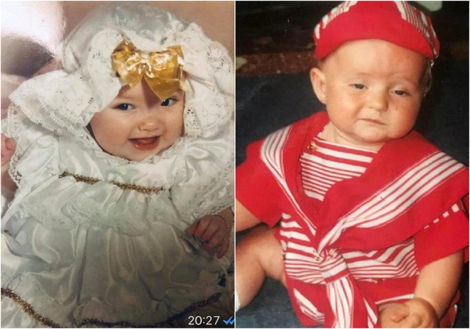 S-au nascut in aceeasi zi si spun ca sunt suflete pereche