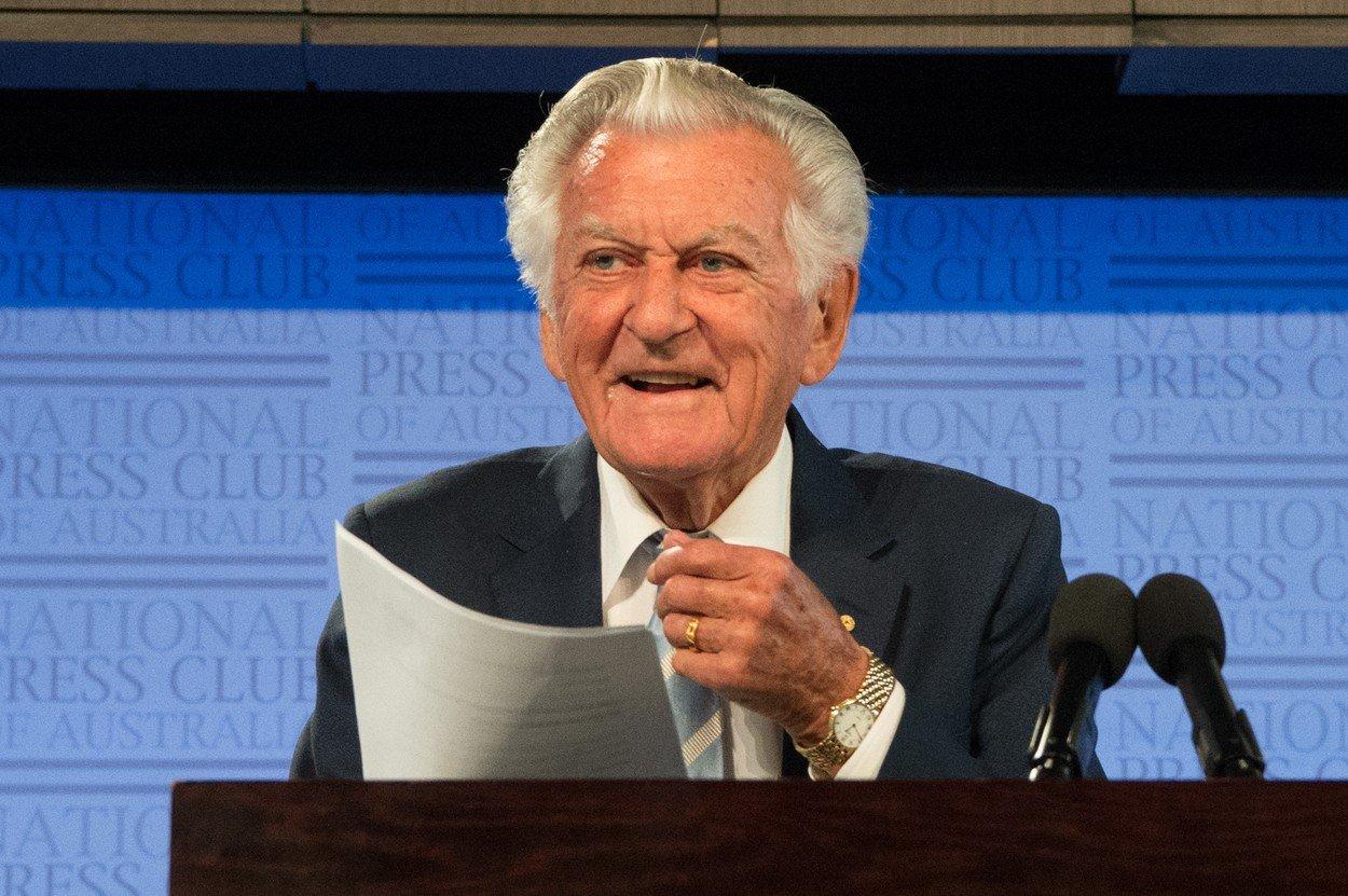 Bob Hawke, fostul Prim Ministru al Australiei, a murit