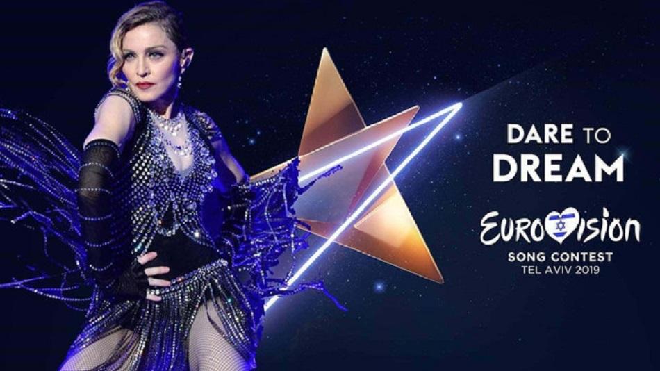 Cand este Eurovision 2019. Madonna va concerta la celebrul show-concurs