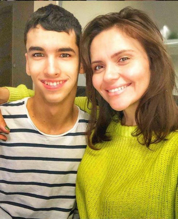 Cristina Siscanu a vorbit despre traumele suferite de Filip