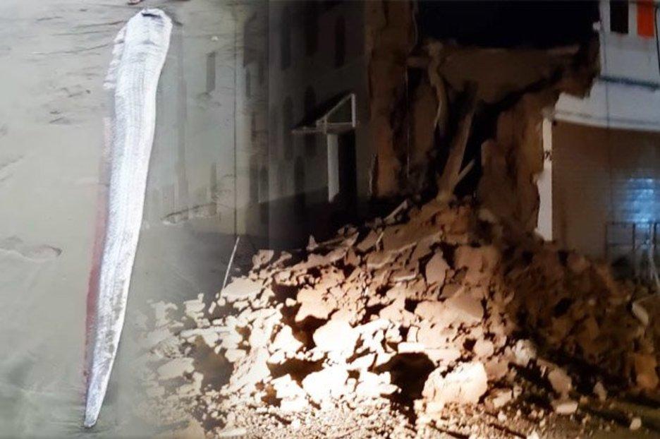Cutremur urias in Peru azi