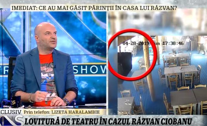 Droguri in masina lui Razvan Ciobanu Politia a facut teste cu o substanta speciala. Ce au gasit VIDEO