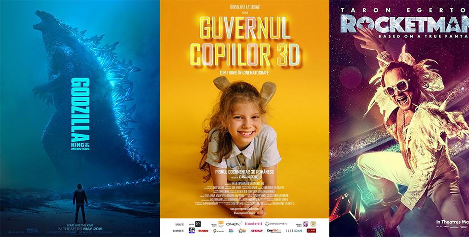Filme noi in cinema saptamana 27 mai - 2 iunie