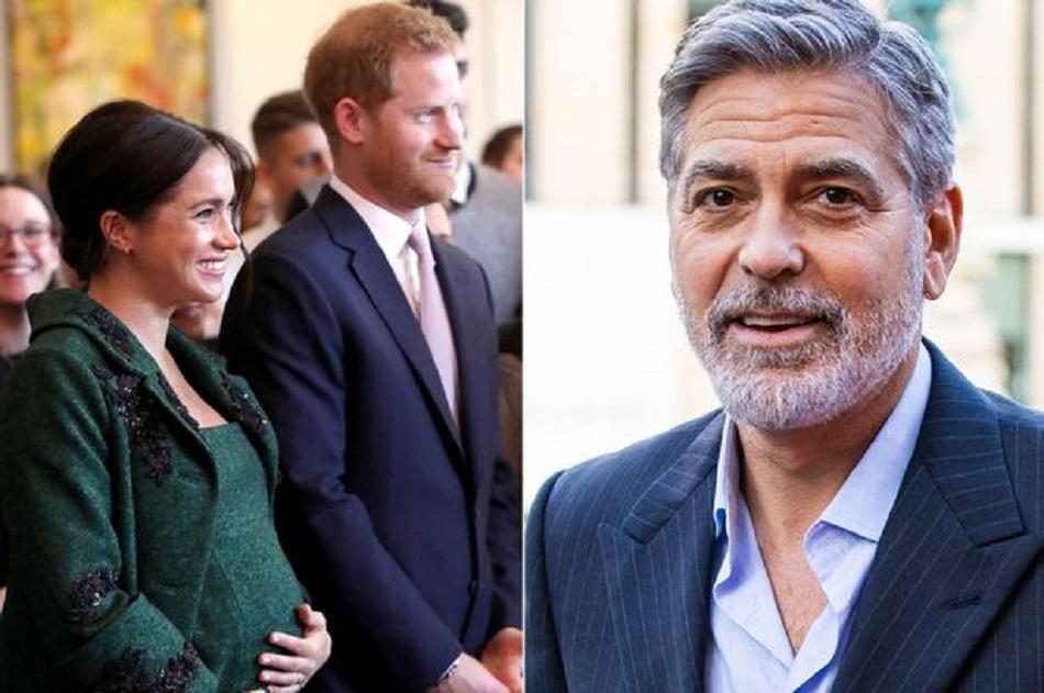 George Clooney si baietelul lui Meghan Markle impart aceeasi aniversare
