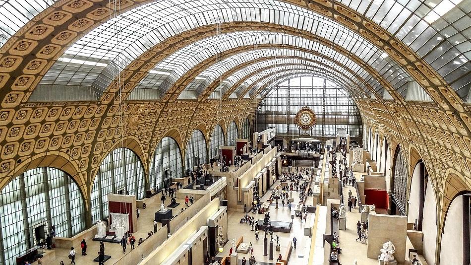 Obiective turistice Paris