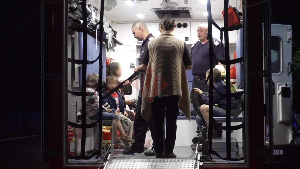 Sapte copii din Iasi au ajuns la spital dupa ce au consumat energizant. Ce s-a intamplat cu micutii