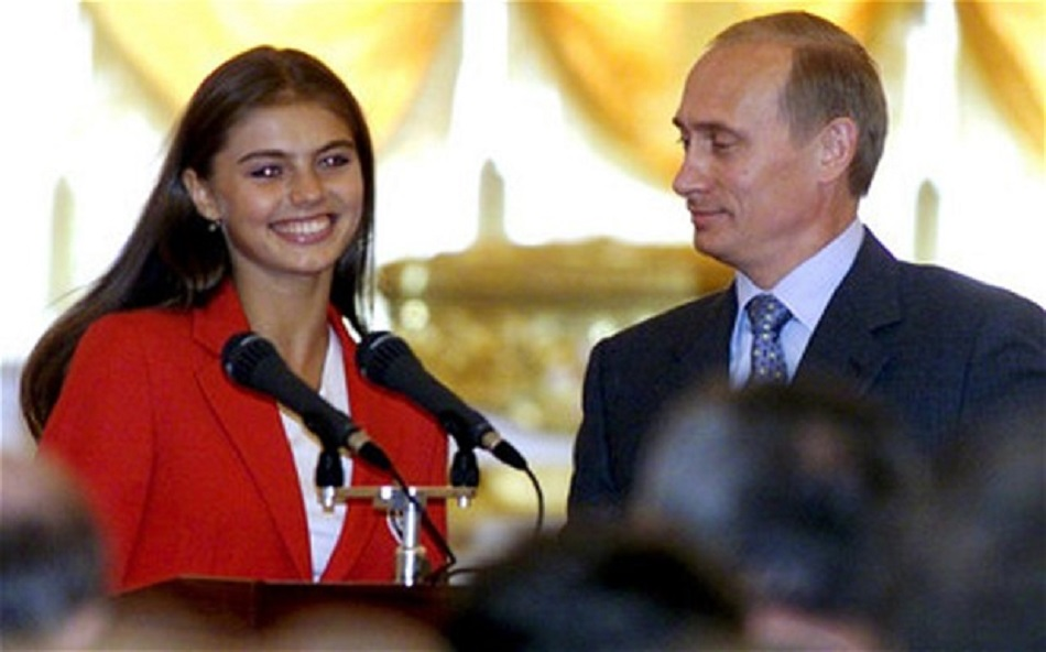 Vladimir Putin a devenit tata de gemeni