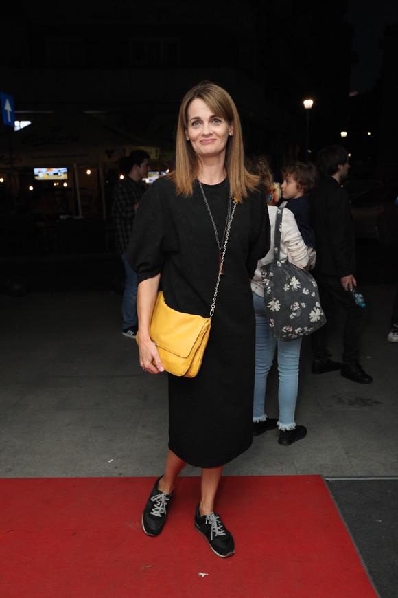 Actrita Elvira Deatcu revine pe micul ecran
