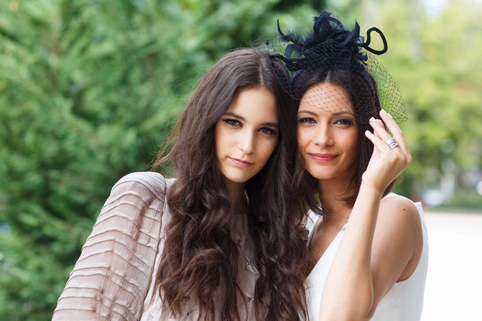 Andreea Berecleanu isi suna in mod insistent fiica