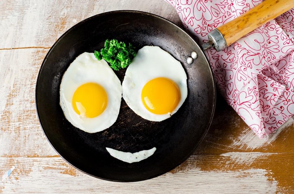 Consumul zilnic de oua, efecte asupra functionarii creierulu