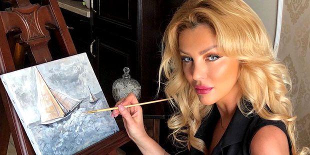Cristina Szeifert, sora lui Brigitte, este in mijlocul unui scandal