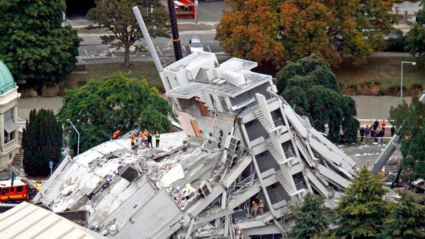 Cutremur masiv de 7.2 grade pe scara Richter